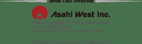 JAPAN Land Operator | ASAHI WEST Inc.